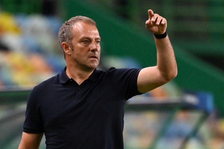 Hansi Flick, el entrenador del conjunto bávaro que arrasa en la Bundesliga y en la Champions