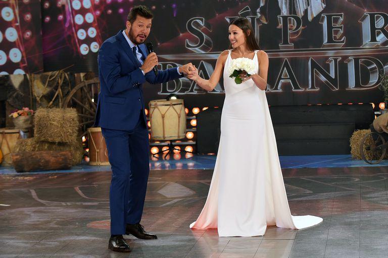 Ángel de Brito confirmó la presencia de Pampita en el Bailando por un sueño
