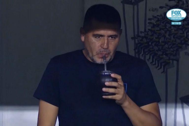 Riquelme futbolista tiene la admiración de Caparrós