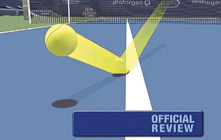 El Ojo de Halcón se utiliza en el tenis desde el US Open 2006