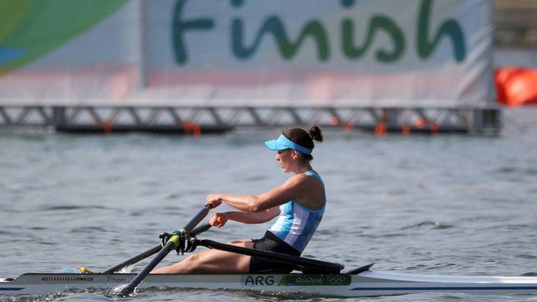 Lucía Palermo finalizó 17° en Río 2016