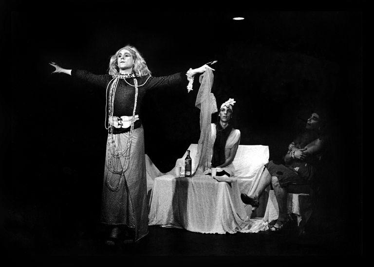 Batato Barea, reina del under porteño: un hito en la historia de la performance
