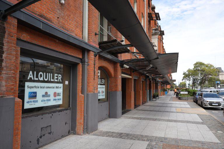 Puerto Madero: Cerraron al menos cinco locales gastronómicos y peligran otros
