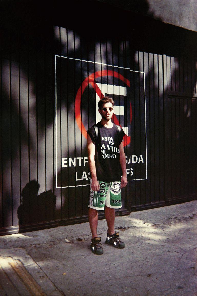"""""""Nunca me junté con tantos millonarios como en los últimos tres meses"""", dice Santi"""