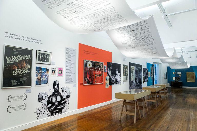 La exposición Las Cajas de Aída que exhibe los archivos personales de Aída Bortnik se exhibirá en el Museo del Cine
