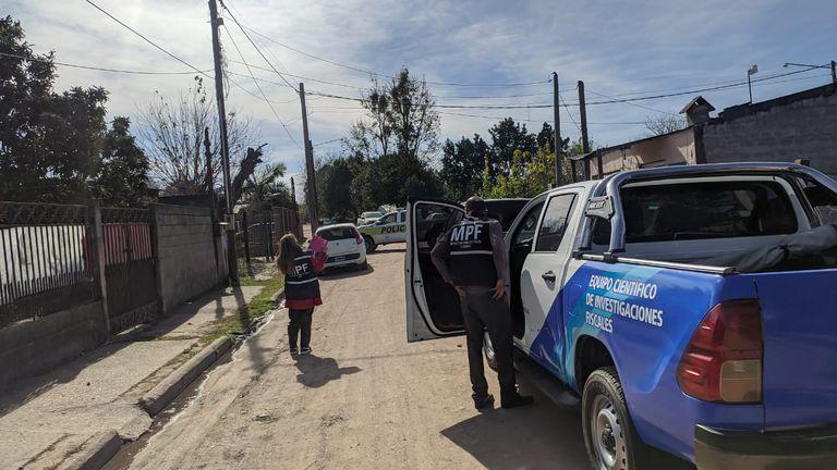 Los investigadores del MInisterio Público Fiscal tucumano arrestaron a tres personas del círculo íntimo de la menor