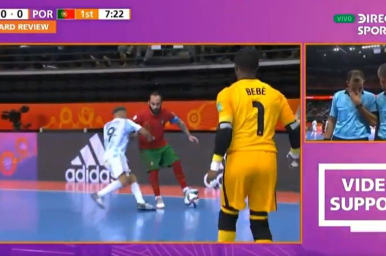 La insólita reacción por la que el goleador argentino fue expulsado en la final