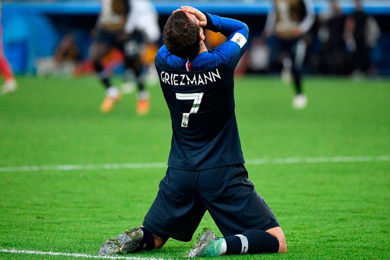 Griezmann contó qué le dijo Simeone tras clasificarse a la final del Mundial