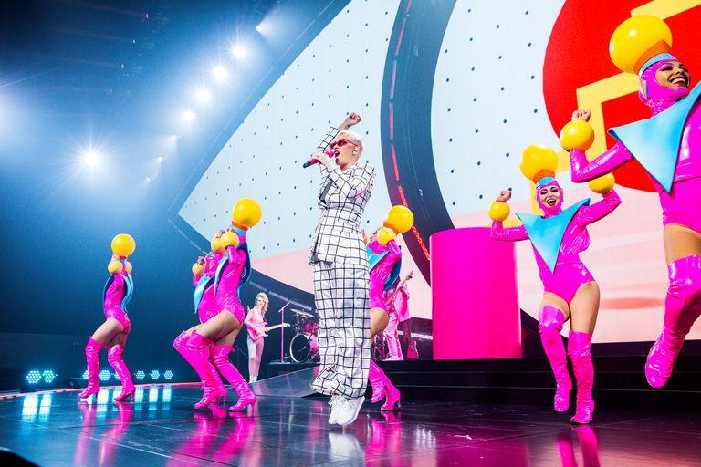 La cantante se presenta el próximo 11 de marzo en el club Ciudad con Witness, un show lleno de estímulos y colores