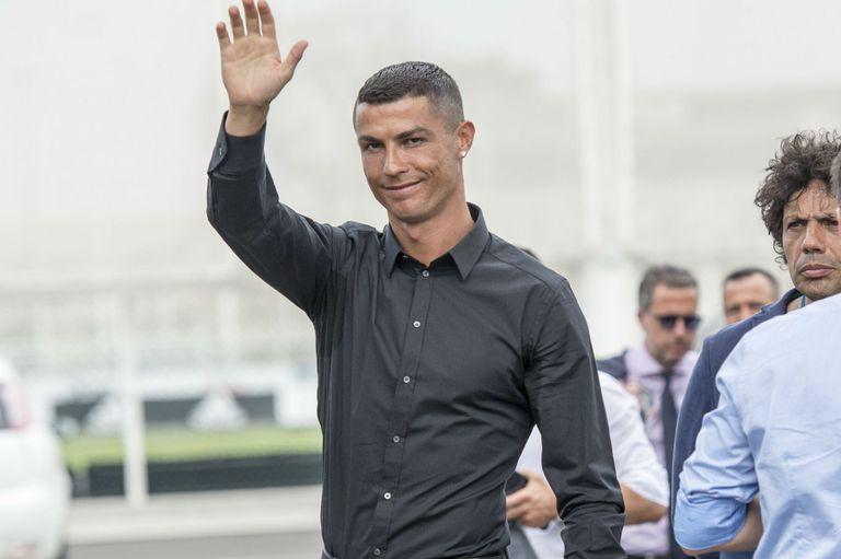 Cristiano Ronaldo juega a ser diferente y desafía los límites, ahora en Juventus