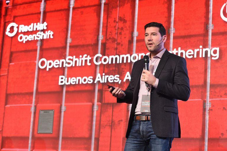 Thiago Araki, gerente de Especialistas de Producto para Red Hat Latinoamérica