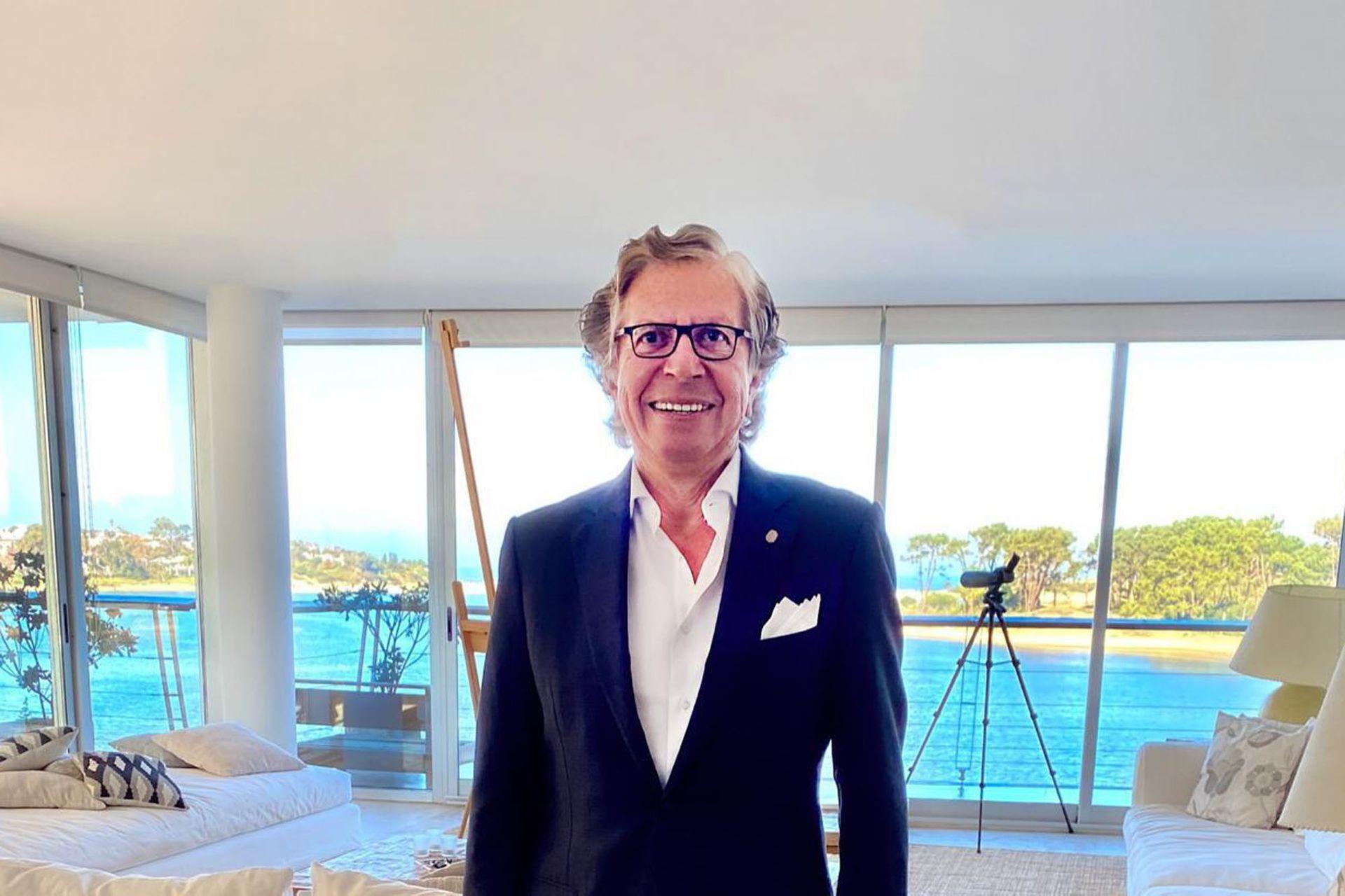 El empresario García Rosa se mudó a Uruguay y destaca la vida que lleva en el vecino país