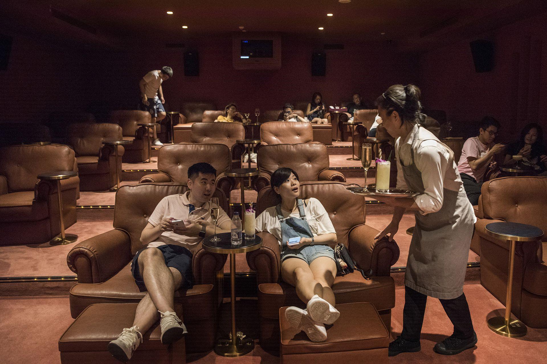 El público en China se volcó mayormente a producciones de su país durante 2020, con cifras que preocupan en Hollywood