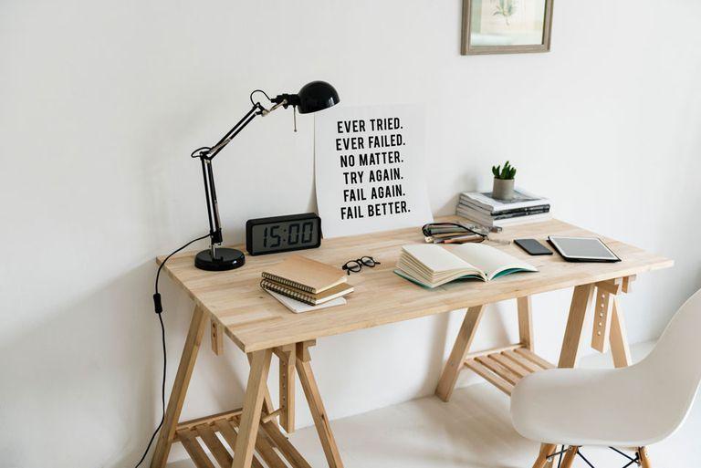 Deco: 10 ideas para armar un espacio de trabajo en casa