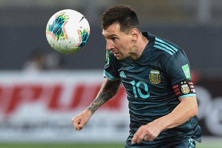 """""""El otro Messi"""". Cómo acelera su reconversión con un tal González como figura"""