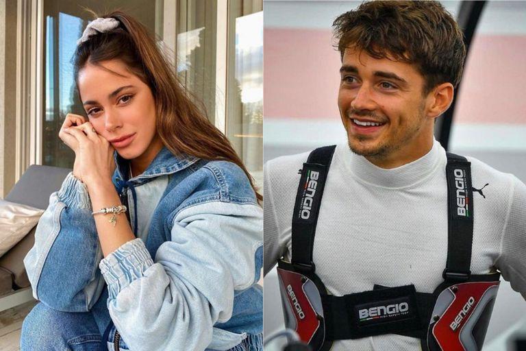 El guiño entre Tini y un piloto de Fórmula 1 en redes que despertó los rumores