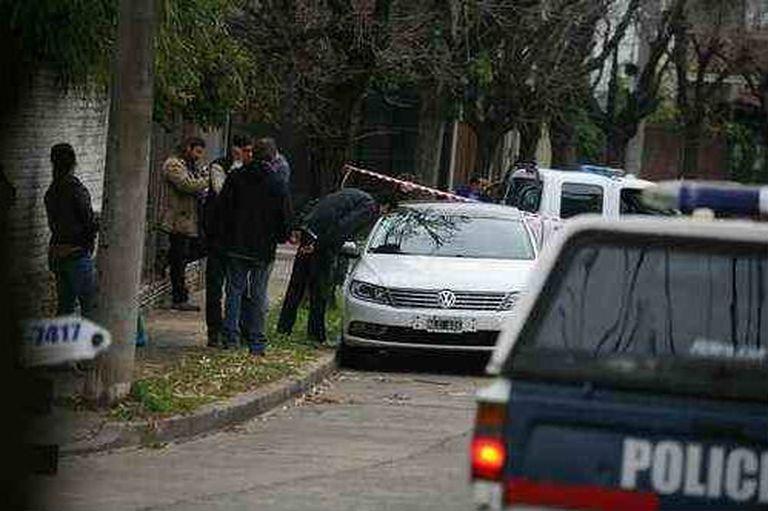 El secuestro del padre de Tevez ocurrió en la mañana del 29 de julio de 2014