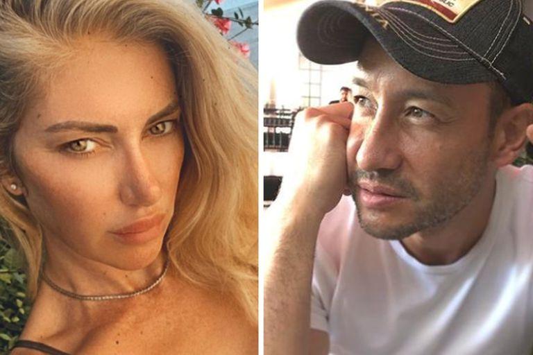 """""""Es una historia de amor que todavía no terminó"""", dijo la ex de Luciano Pereyra"""