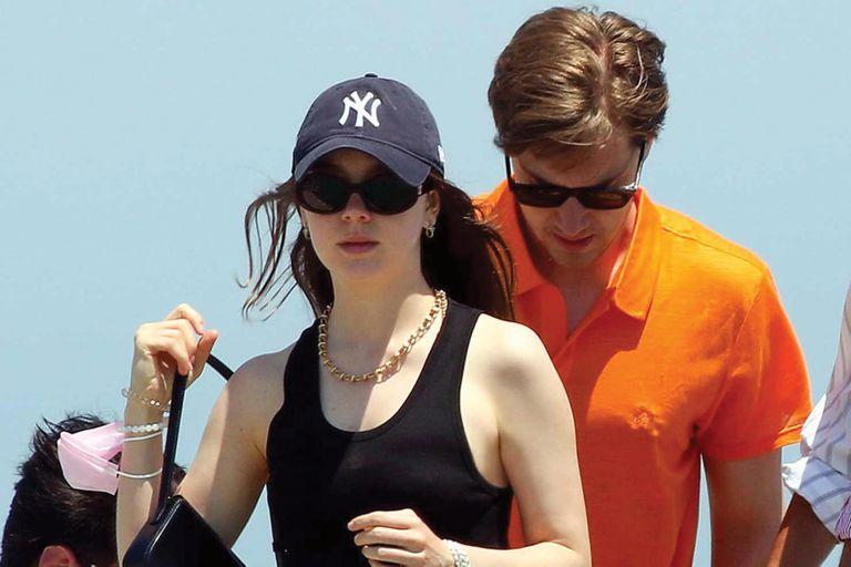 La hija de la princesa Carolina de Mónaco celebró cinco años de noviazgo en St. Tropez