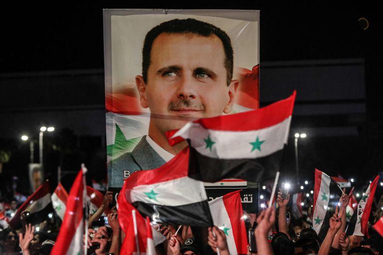 Al-Assad, reelecto con 95,1% de los votos en las cuestionadas elecciones sirias