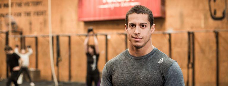 El argentino que sueña con el Mundial de CrossFit