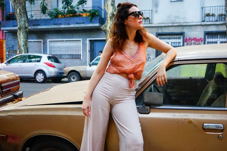 Total Look: Inedita Zapatos: Natacha