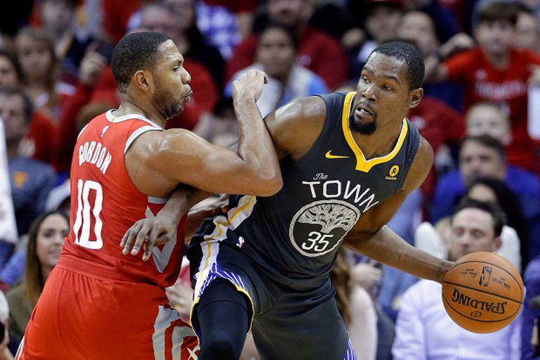 Golden State Warriors vs. Houston Rockets