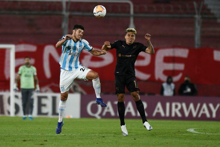 Agenda de TV: cruce argentino en la Sudamericana y la Europa League