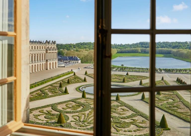 Los turistas ya pueden reservar una habitación en el Palacio de Versalles.