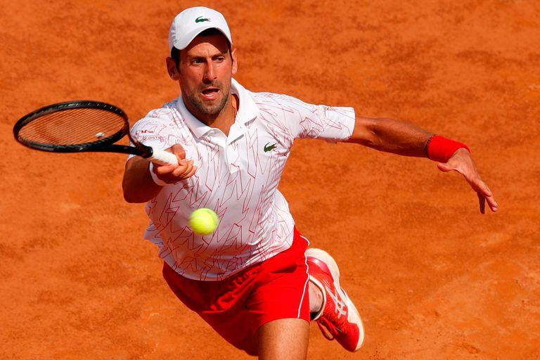 """""""Te amo, Roma"""". El triunfo de Djokovic tras la descalificación en el US Open"""