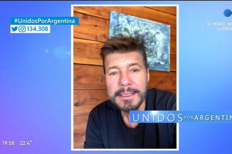 Unidos por Argentina: los mensajes de Marcelo, Mirtha y Susana