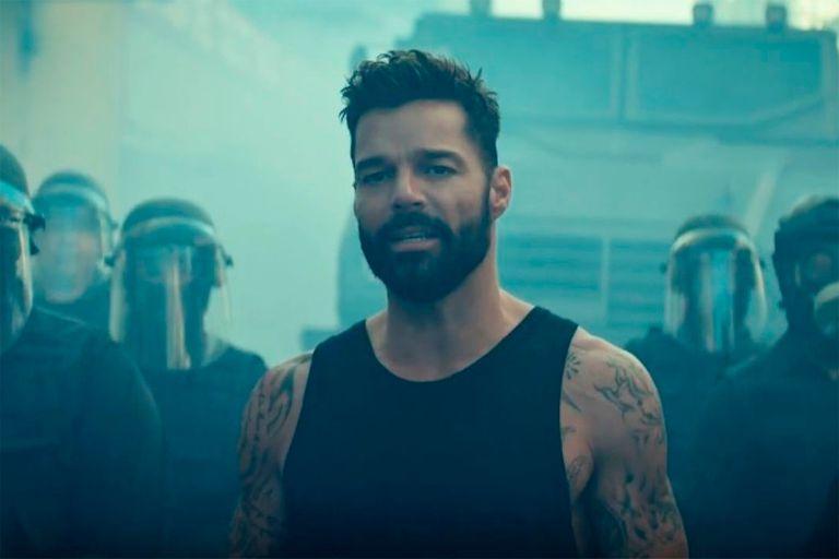 """Ricky Martin: """"Soy una amenaza para Estados Unidos"""""""