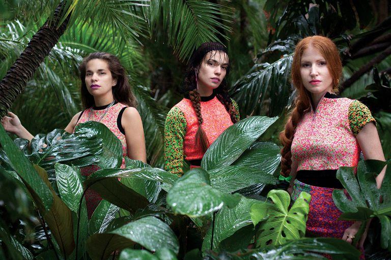 El hechizo de tiempo de Fémina: bosques, rap-fusión y la amistad con Iggy Pop
