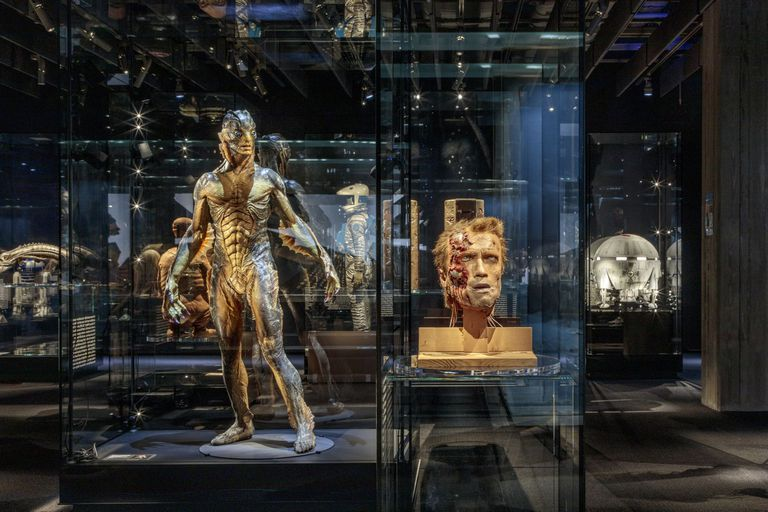 El Museo de la Academia es el paraíso de los fanáticos del cine de Hollywood