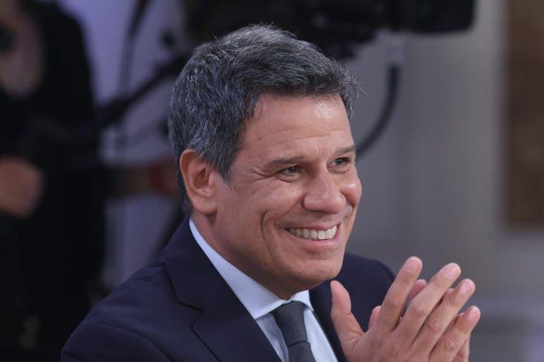 """""""Yo voy a acompañar cualquier proyecto en el que se discuta progreso"""", afirmó Manes tras la cumbre"""