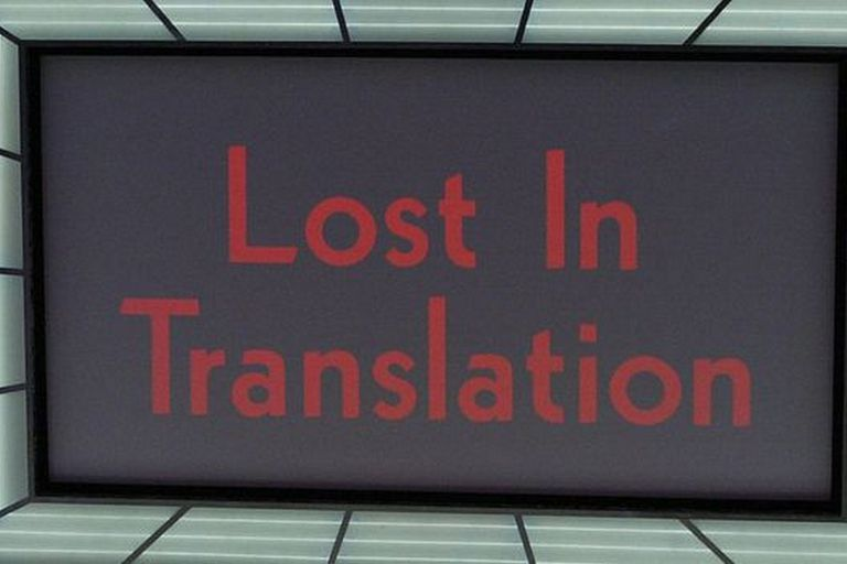Los errores de traducción de herramientas como Google Translate pueden ser embarazosos