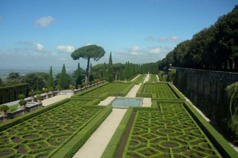También reabrieron al público las Villas Pontificias de Castel Gandolfo
