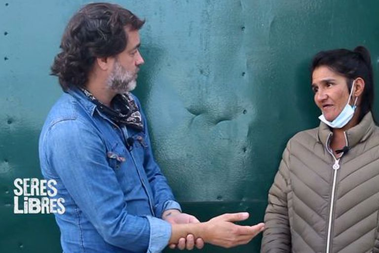 """La madre de M. habló con Gastón Pauls: """"Para mí la droga es un pasatiempo"""""""