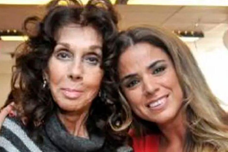 """Marina Calabró, sobre la vacunación de su madre: """"Coca está feliz"""""""