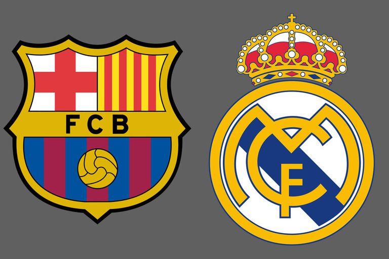 Real Madrid venció por 2-1 a Barcelona como visitante en la Liga de España