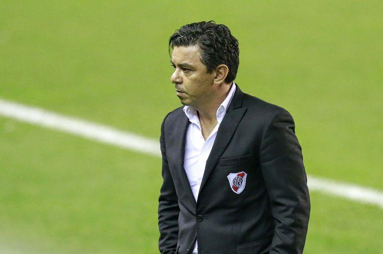 Marcelo Gallardo y otro debut ganador en la Copa Argentina