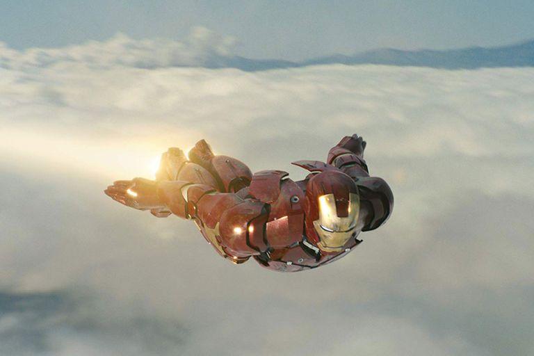 Los 50 mejores superhéroes de película