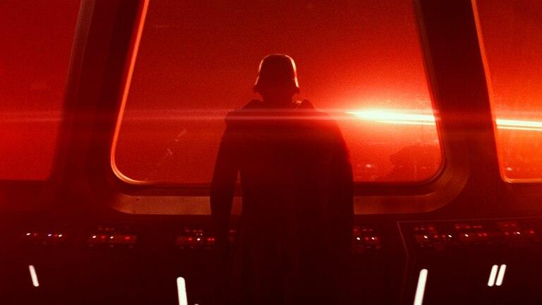Kylo Ren (Adam Driver), el misterioso villano de El despertar de la fuerza