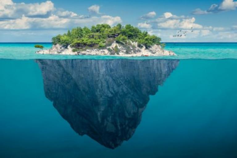 Durante los últimos 150 años, en lo que se llama el período industrial, el nivel del mar fue aumentando