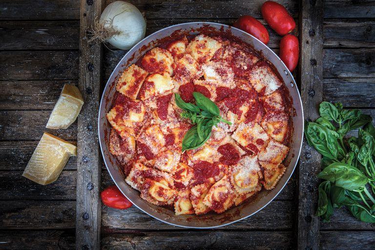 A la italiana. 4 recetas de Daniele Pinna con los sabores de Cerdeña