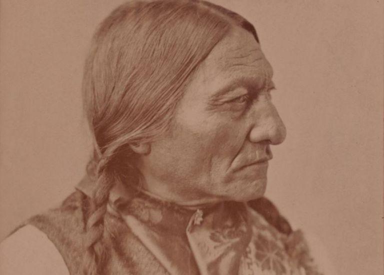 Una novedosa técnica confirma la existencia de un descendiente vivo del histórico jefe sioux Toro Sentado
