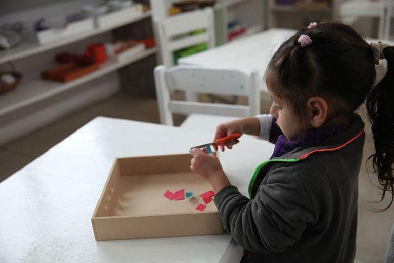 El jardín del conurbano que busca que la educación Montessori llegue a todos