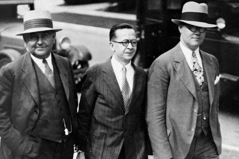 Otto Sanhuber fue arrestado, pero el crimen había prescripto y recuperó la libertad