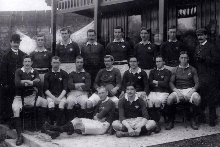 John Argentine Campbell. Una historia de cinco generaciones en el rugby
