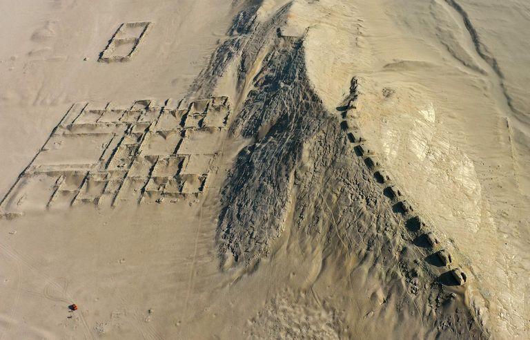 Chankillo, el observatorio solar más antiguo de América